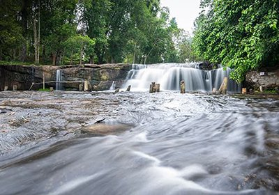 Temple Kulen Waterfall Tour